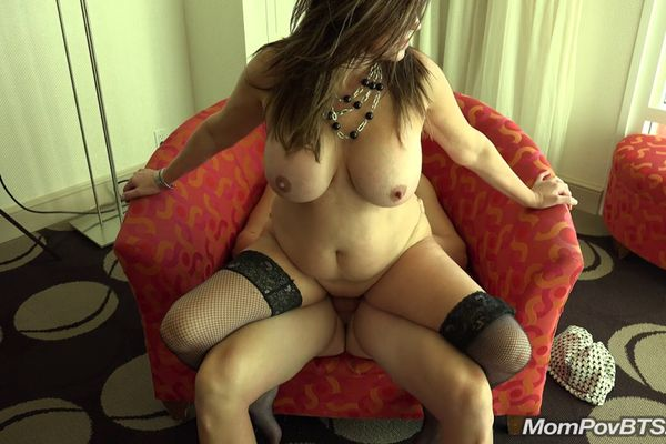 Cock big tit milf riding