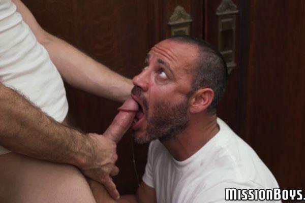 homo porno Cumming mukava iso valkoinen Dick