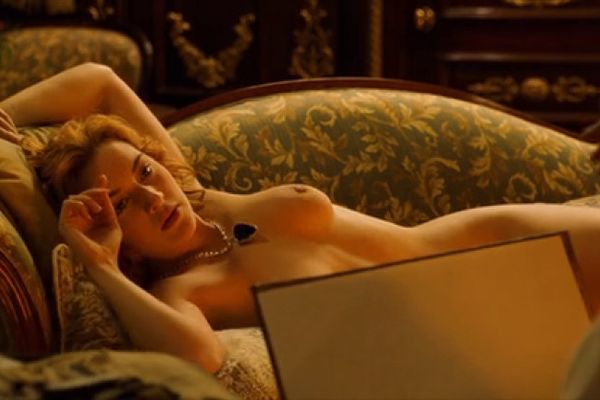 Kate Winslet Nude Pictures From The Titanic - New Porn Photos-6934