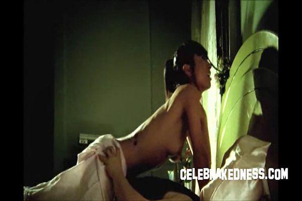 Not bai ling nude having sex think