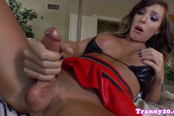 Tgirl Korra rides Wesleys dick to take revenge