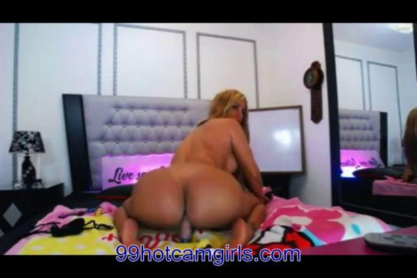 Big Ass Latina Amateur Riding
