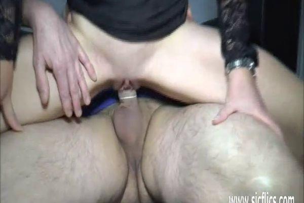 Girl cock penetration