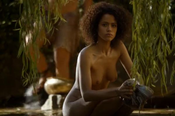 Nude pics game of thrones