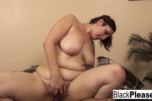Bbw loves black cock