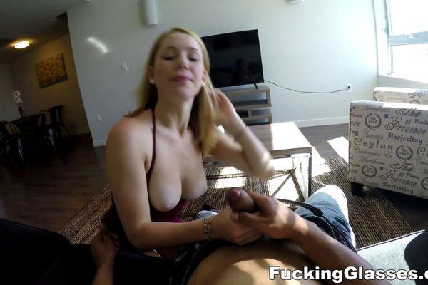 Girl Rides Big Black Dick