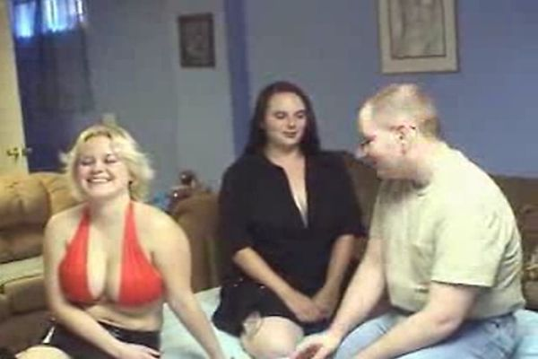 Two Chubby Girls Share One Guy Mc85 Tnaflix Porn Videos