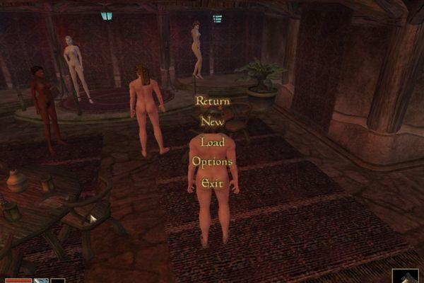 Morrowind porn mod