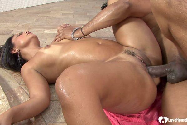 Brasilianerin Arschloch Sexspielzeuge Bdsm