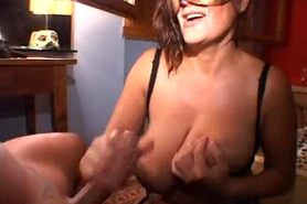 Italian Mature Woman With Big Tits