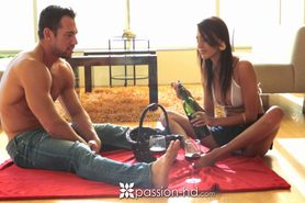 Exotic teen Janice Griffith wants to take some dick
