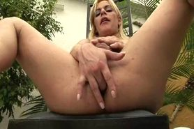Thays Masturbation Session