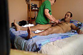 Massage coquin
