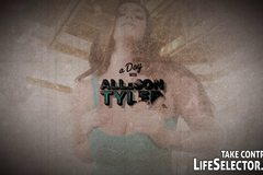 A Day with Allison Tyler