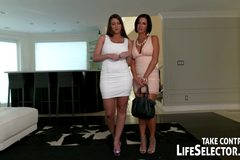 Interactive Girlfriend Experience with Brooklyn Chase