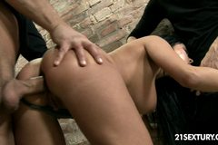 Anal and DP with a Queen