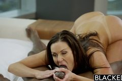 Fitness Babe Kendra Lust Loves Huge Black Cock