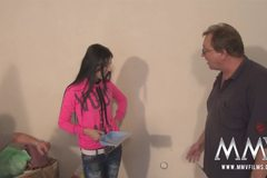 Amateur German Teen pounded