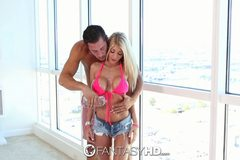 HD Busty Kayla Kayden loves fucking big thick cock