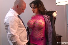 Amy Anderssen gets fucked