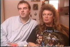 Weird dutch couple - sex voor de buch - dutch 90s tv show