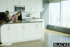Husband Does Not Know Wife Sabrina Banks Loves BBC