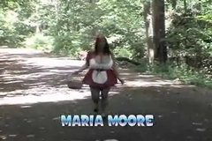 Maria Moore and the Big Bad Wolf