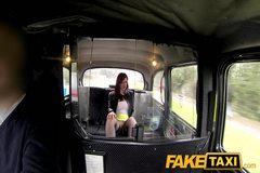 FakeTaxi Filthy valley girl gets the ride of her life
