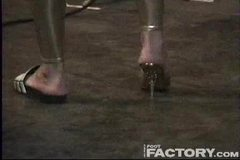 Brittany Andrews Foot Factory