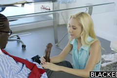 Hot Assistant Odette Delacroix First BBC