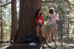 Faye Reagan and Georgia Jones Babes In The Woods.wmv