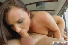 Wendy Moon gets big anal creampie
