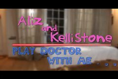 Kelli Stone and Aliz - Play Doctor with Me