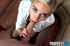 Private investigator fucks super hot real estate agent