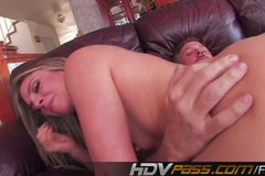 Lexy Love squirts all over the place