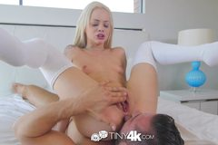 Elsa Jean and Danny Mountain get into the Red Zone