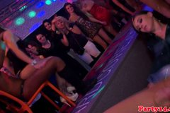 Amateur party teens fucking black strippers