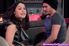 Busty stepmom Shay Fox steals bf and sucks