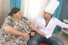 Chef Fucks Morbidly Obese Woman