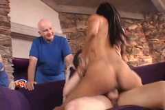 Hot Swingers Try Another Man