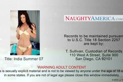 Hot milf India Summer gets pussy fucked and nailed