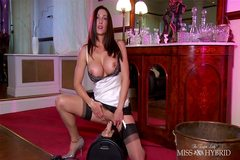 Miss Freeones Winner of Best Eurobabe and OCSM on the sybian
