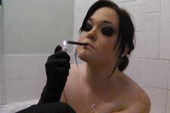 Princess Doll - Bath Time Smoking Fetish