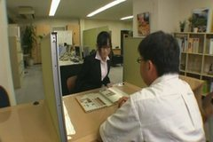 Haruka Motoyama - Office Lady Sex Slave (Part 3 of 4)