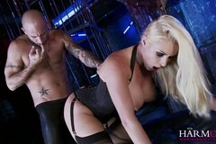 Victoria Summers Dungeon Threesome