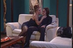 Rita Faltoyano in a hot threesome