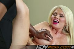 Alexis Ford Gets Loves Big Black Cock