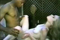 Amateur - Blond Laura &  her Black friend Lyman