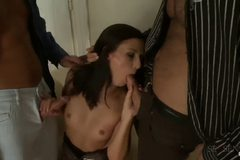 Lulu Martinez Gets Double-Penetrated
