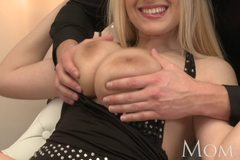 Divorced MILF wants to share her large breasts with someone